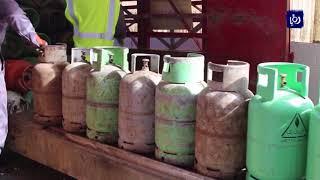 قطاع الطاقة والغاز يرفع استعدادته لمواجهة تداعيات المنخفض الجوي - (18-1-2018)