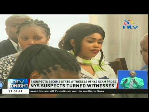 DPP Noordin Haji has withdrawn charges against 8 NYS suspects for lack of evidence