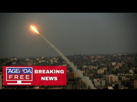 New Fighting Between Israel and Gaza - LIVE BREAKING NEWS COVERAGE 8/8/18