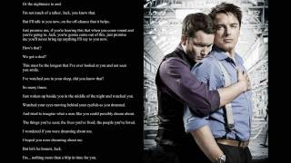 Torchwood - Deadline - Jack and Ianto
