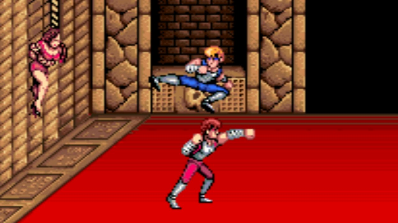 Play Double Dragon 2 Game Free Online