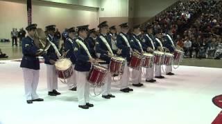 DrumLine Battle: Culver Military Academy vs Ben Davis HS