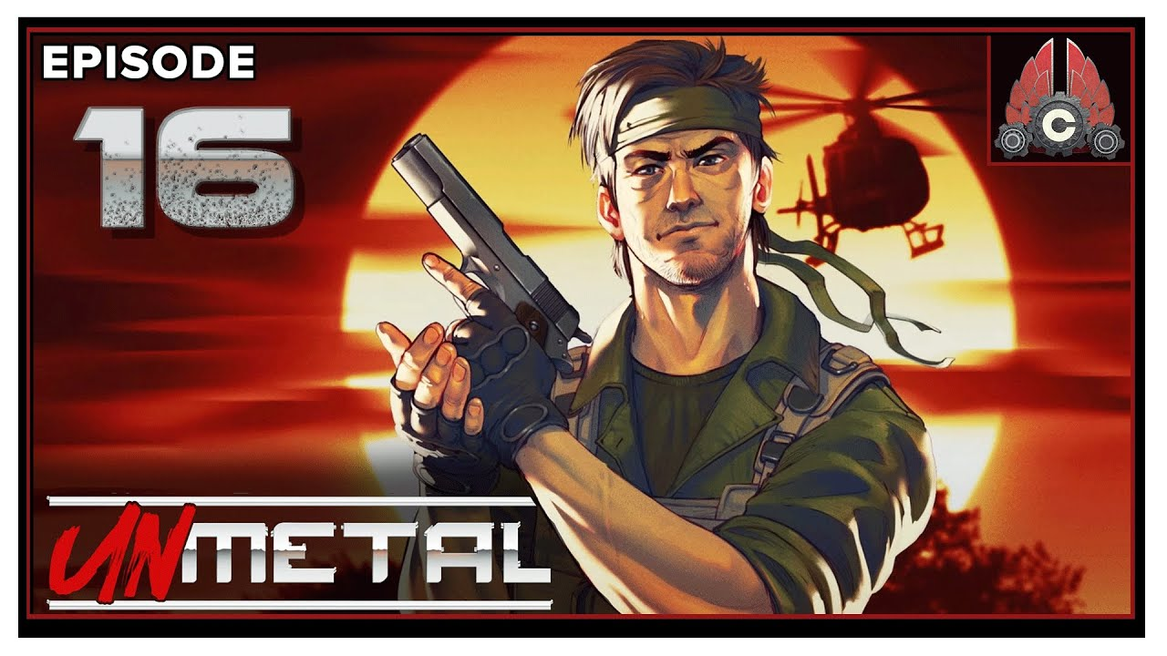 CohhCarnage Plays UnMetal (Thanks For The Key @unepic_fran!) - Episode 16