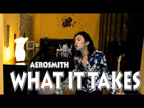Alex Hutajulu - What it takes (Aerosmith)cover