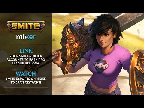 Smite Recruit A Friend Play With Friends Get Rewarded Youtube