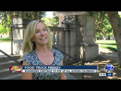 Food Truck Frenzy In Colorado