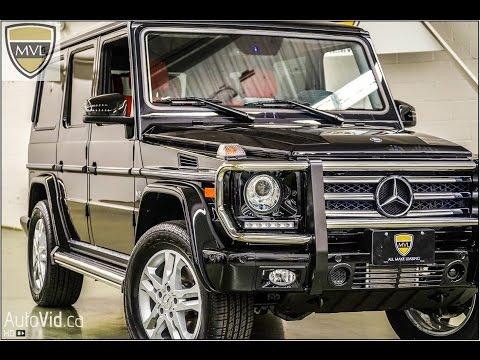 2015 Mercedes Benz G550 4MATIC #240855 | MVL leasing.com - Toronto Exotics