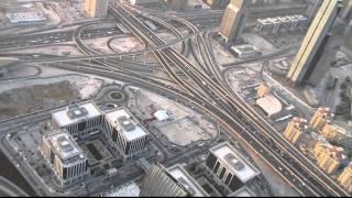 Burj Khalifa At The Top - Zoom Test