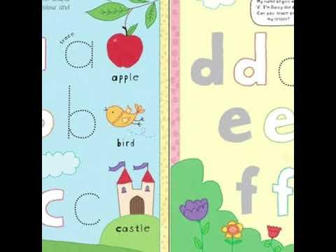Usborne Get Ready to School Sticker Book