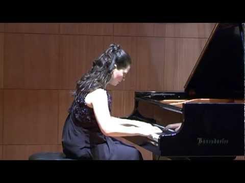 F. Chopin - Etude Opus 10, No. 8 - Irina Bogdanova
