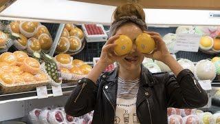 Супермаркет/ продуктовый магазин в Японии или, что едят японцы