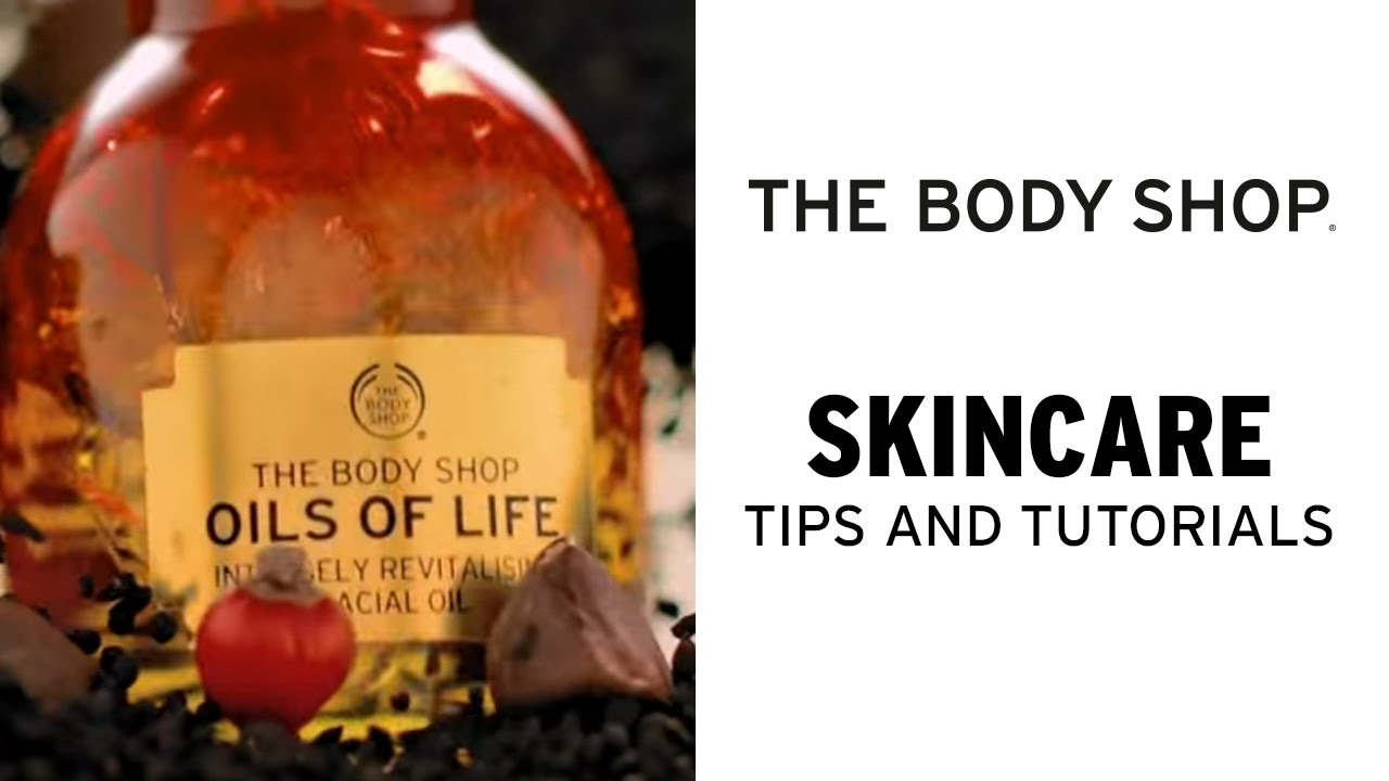 NEW Oils Of Life™ Intensely Revitalising Skincare | The Body Shop®