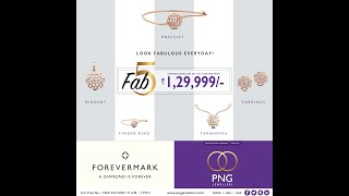 The FAB5 Collection from PNG Jewellers