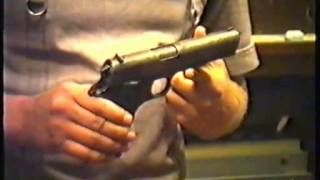 Видеолекция о типах оружия