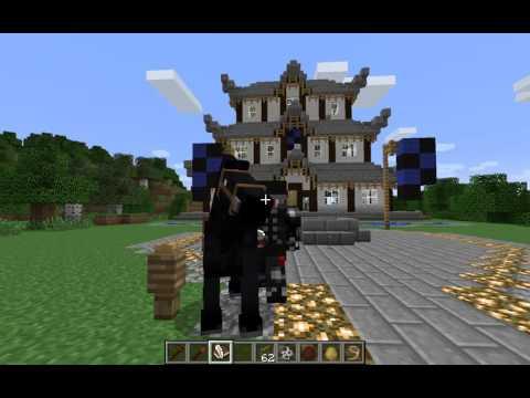 Minecraft Ninja Adventure| Adventure Map #1