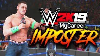 THIS IS *NOT* JOHN CENA... | WWE 2K19 My Career Mode Ep #10