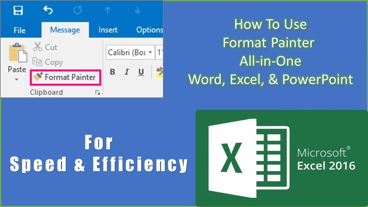 How To Use Format Painter In Word
