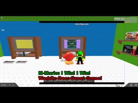 SM64 Bloopers: Vacation at ROBLOXland
