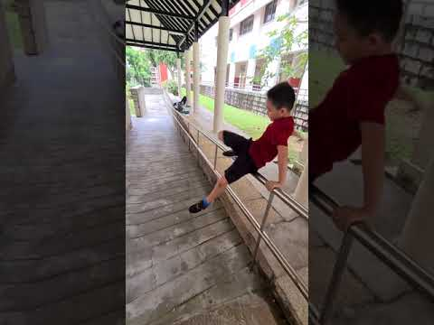 Parkour Camp Highlights (November) by MOVE Academy Singapore