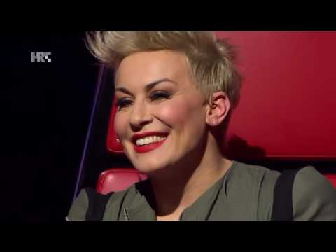 Thinking Out Loud | The Voice | Blind Auditions |...