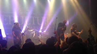 Sepultura- bestial devastation live Montreal 2015