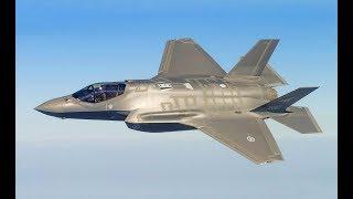 USAF F-35 Lightning II, Spectacular Demo At 2018 MB Air Show + F-16 Viper
