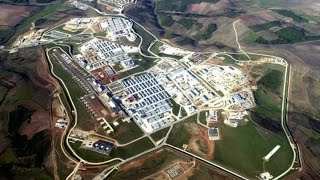 Kosovo: US/NATO's Camp Bondsteel, the largest US/NATO military base in Europe, From YouTubeVideos