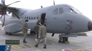 Военные лётчики переведены на усиленный режим службы | Әскер KZ