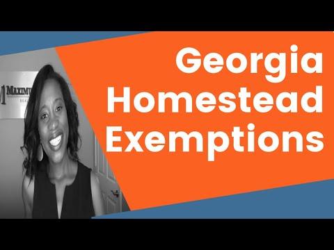 Homestead Exemptions Georgia 2019 (Cut Your Property Tax Bill💰)