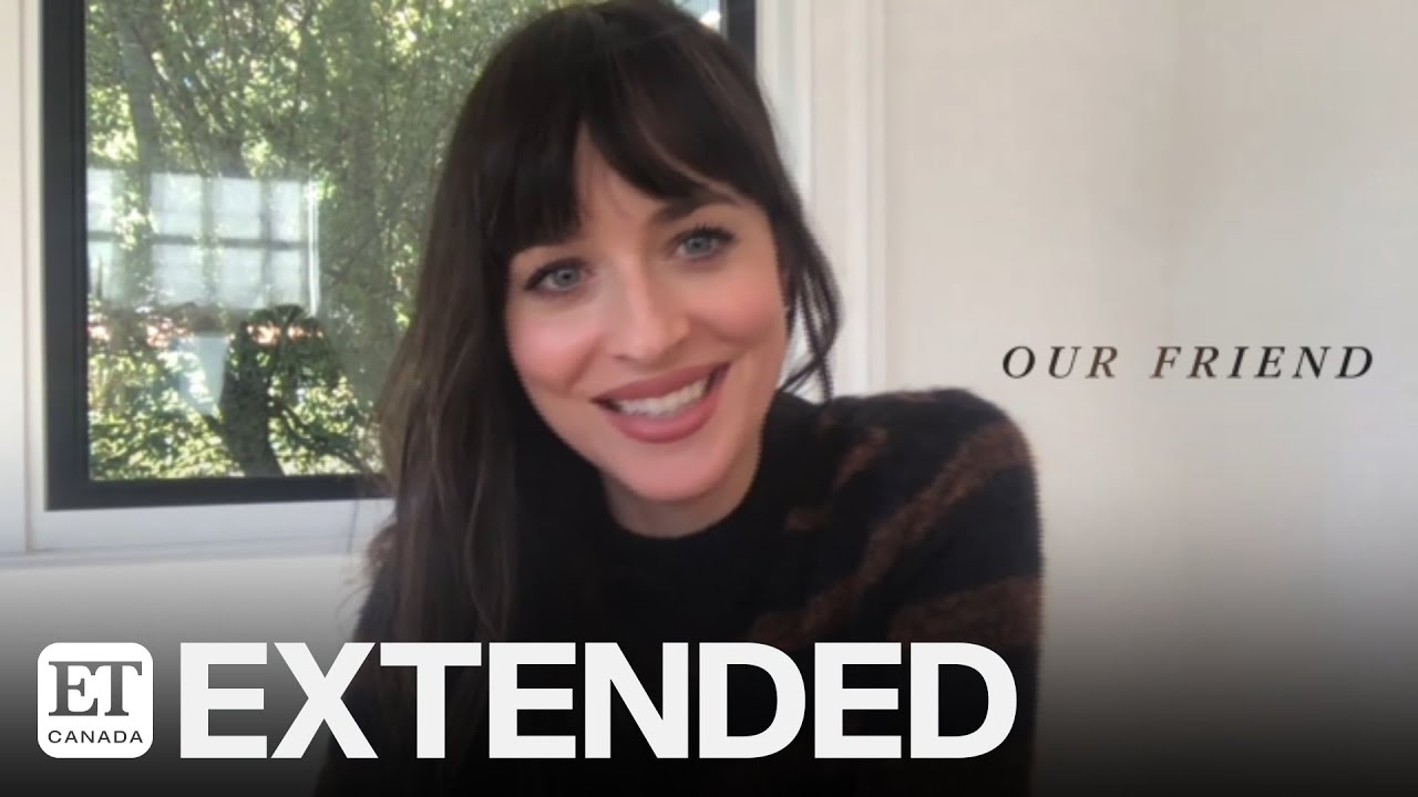 Dakota Johnson reveals having panic attack while filming singing ...