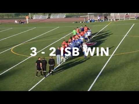ISB vs Geneva Varsity Soccer Highlights