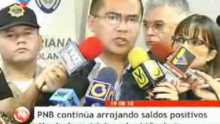 PNB desmanteló 4 poderosas bandas delictivas en la parroquia Sucre en Caracas