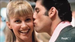 Olivia Newton-John & John Travolta: People TV (July 6, 2018)