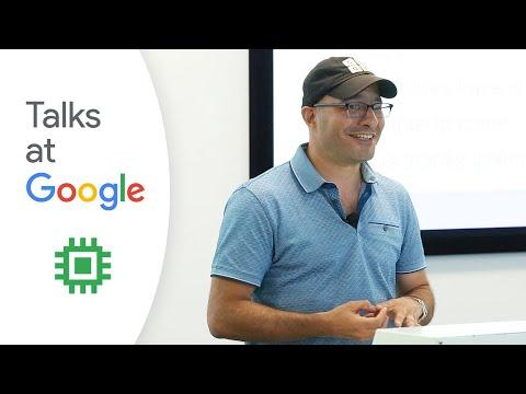 """Hadi Partovi: """"Code.org Founder and CEO""""   Talks at Google"""