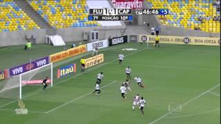Gols Fluminense 2 x 1 Atlético-PR - Brasileirão 2014 Série A - Globo HD
