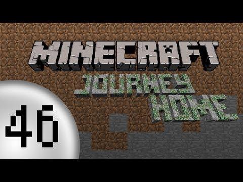 Minecraft - Journey Home [46] walk my own path