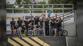 Senza barriere: nasce a Roma il primo skatepark aperto a tutti