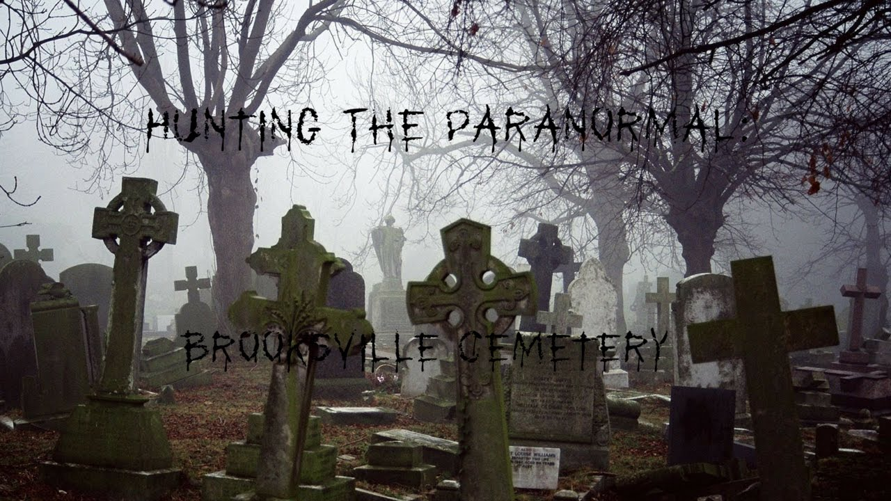 Hunting The Paranormal: Brooksville Cemetery