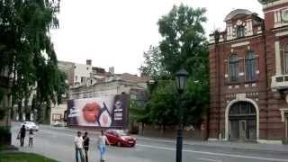 видео МаршТУР. Путеводитель. - Город Томск,  достопримечательности