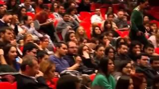 Okan Bayulgen - Sigara Tartışması (Yeditepe Üniversitesi Söyleşisi)