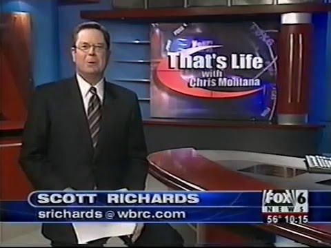 WBRC 10pm News, November 23, 2005