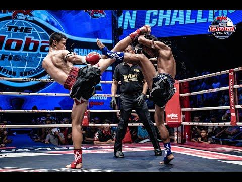 THE GLOBAL FIGHT [ Thai Ver ] - วันที่ 04 Jul 2019