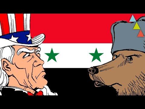 Claves para comprender la Guerra de Siria