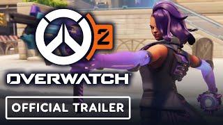 Overwatch 2 - Official Sombra Rework Trailer