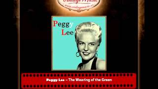 Peggy Lee – The Wearing of the Green