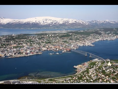 Norway - City of Tromso