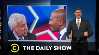 Who's to Blame for the Ku Klux Klan?: The Daily Show