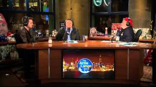 The Artie Lange Show - Chris Mannix (in-studio) Part 2