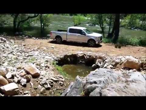 Roaring Camp Caves geo Sluice Mining