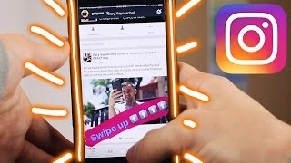 INSTAGRAM LIVE VIDEO! How to use the New UPDATE! (Disappearing photos, Boomerang & more features)